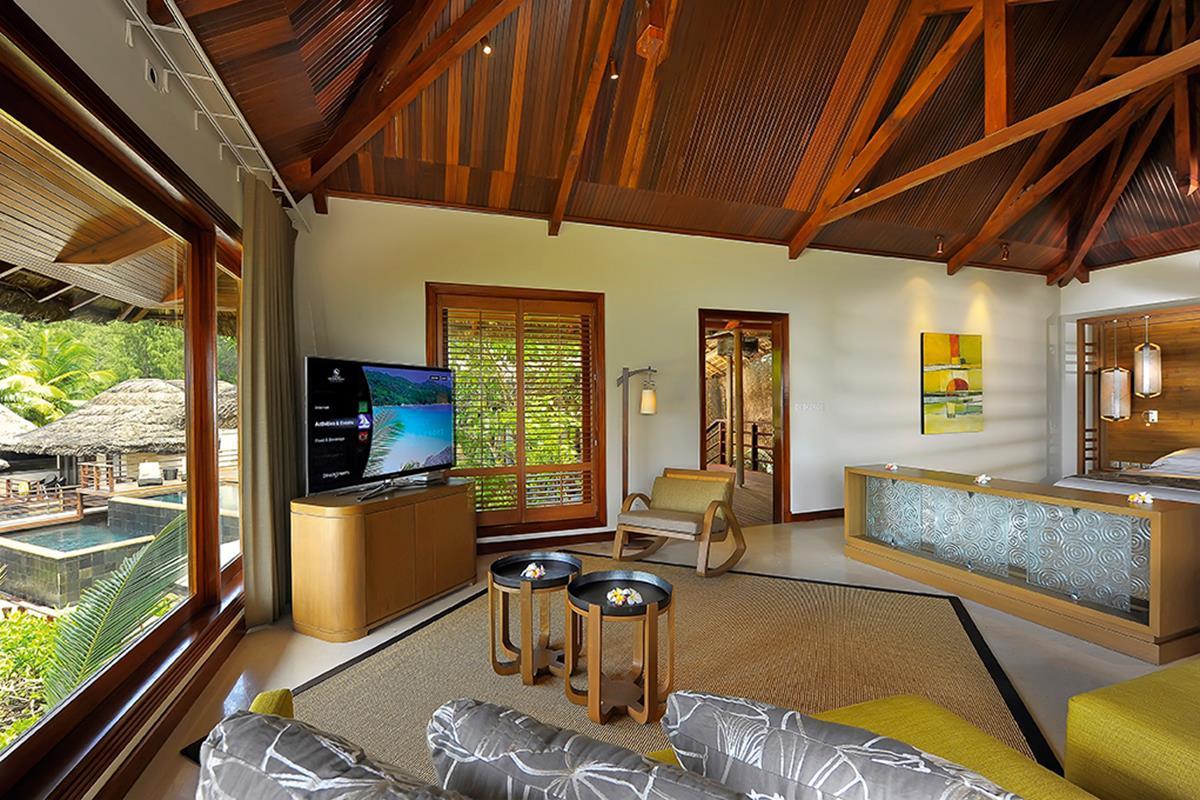 Constance Lemuria Resort – Presidential Villa