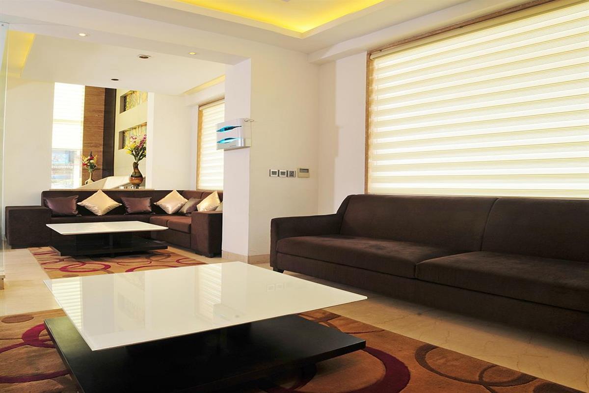 Hotel City Star – Lobby