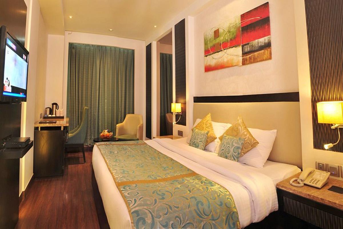 Hotel City Star – Pokój Deluxe