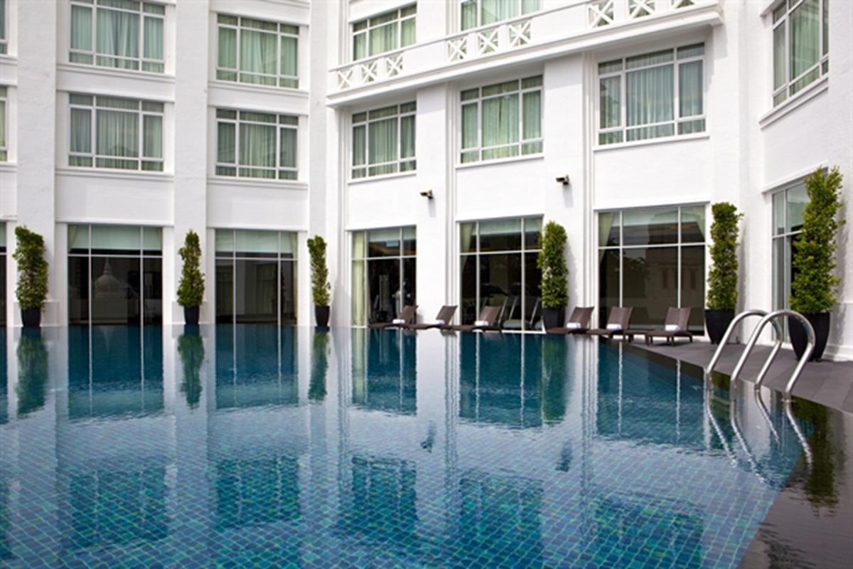 Hotel Majestic – Basen