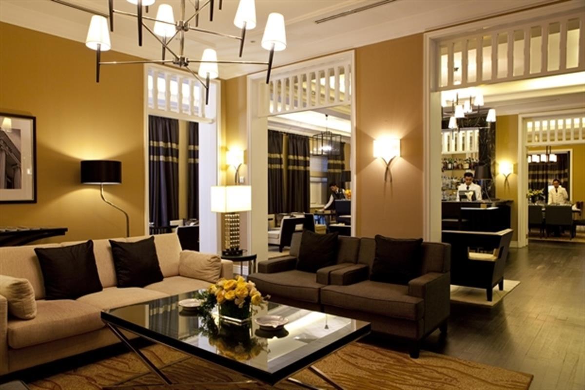 Hotel Majestic – Recepcja