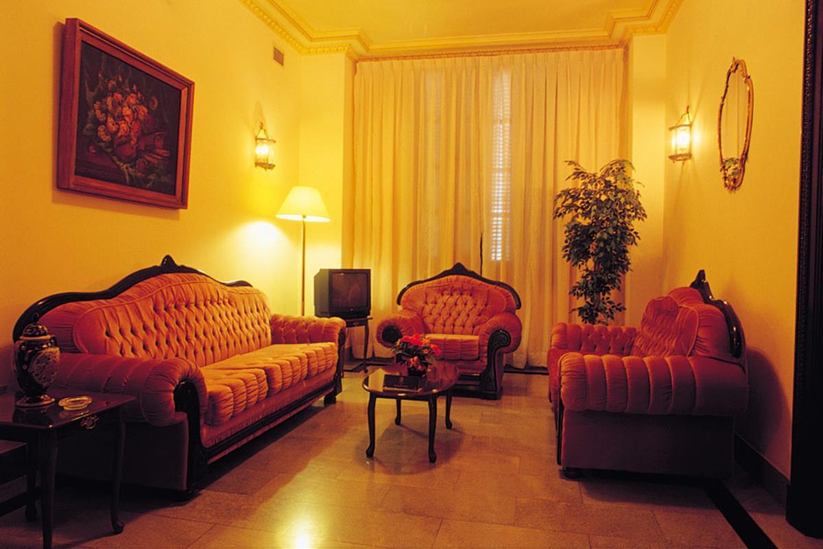 Hotel Nacional de Cuba – Pokój Suite