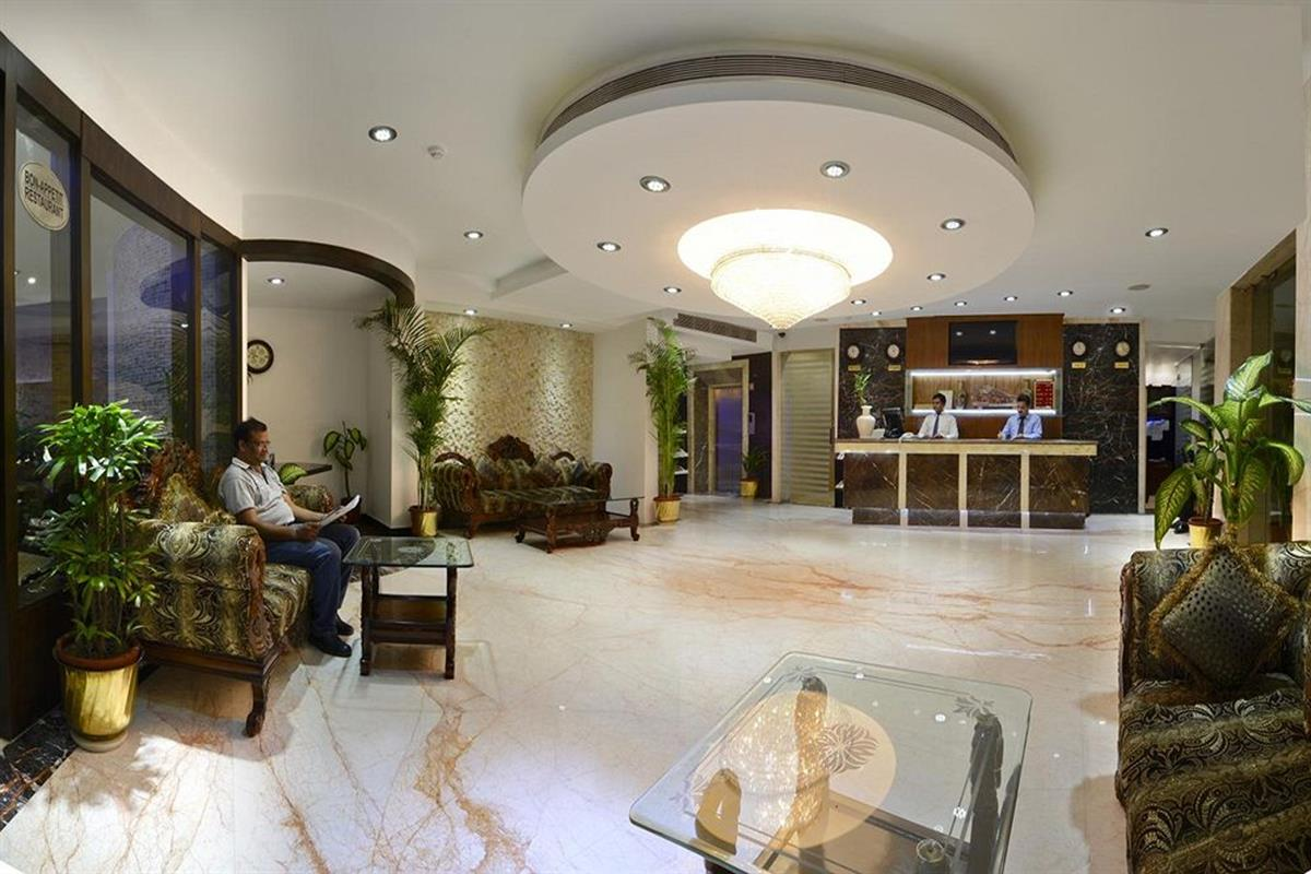 Hotel Taj Resorts – Lobby