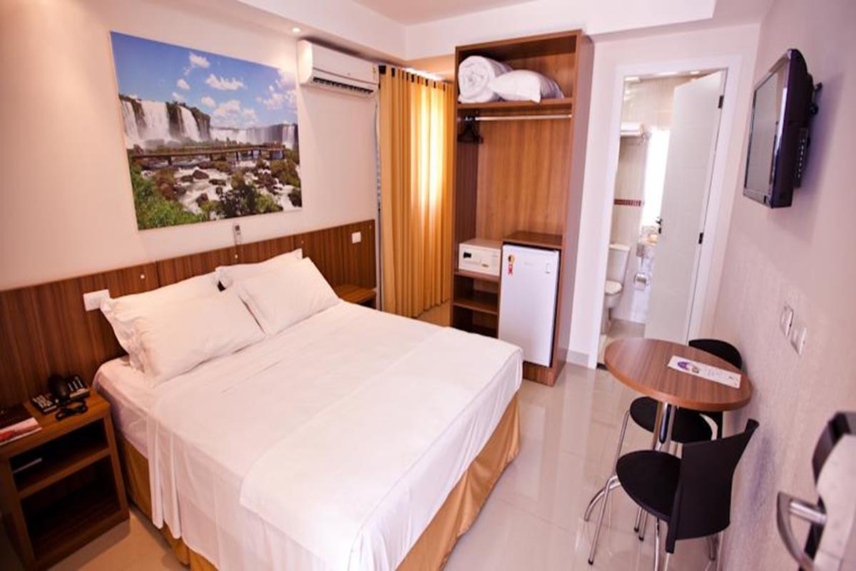Hotel del Rey – Pokój
