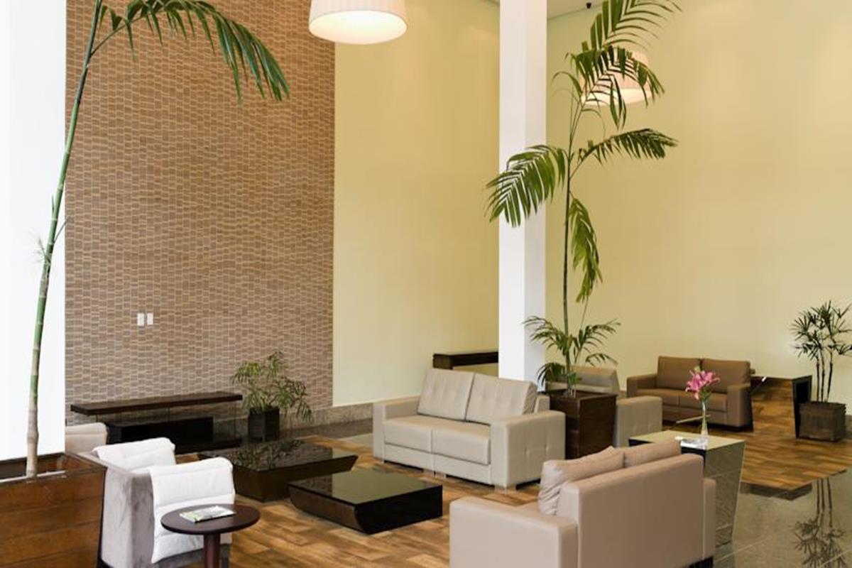 Intercity Premium Manaus – Lobby