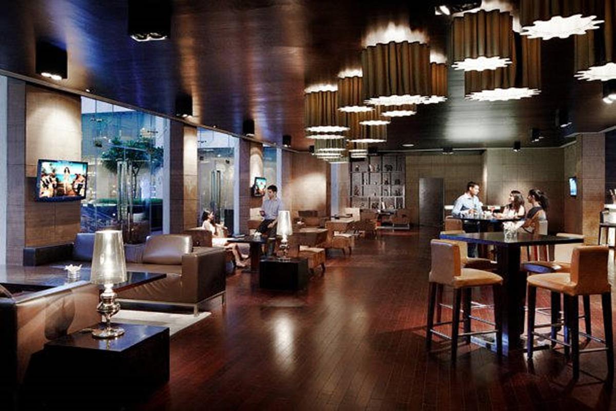 Jaipur Marriott Hotel – Bar