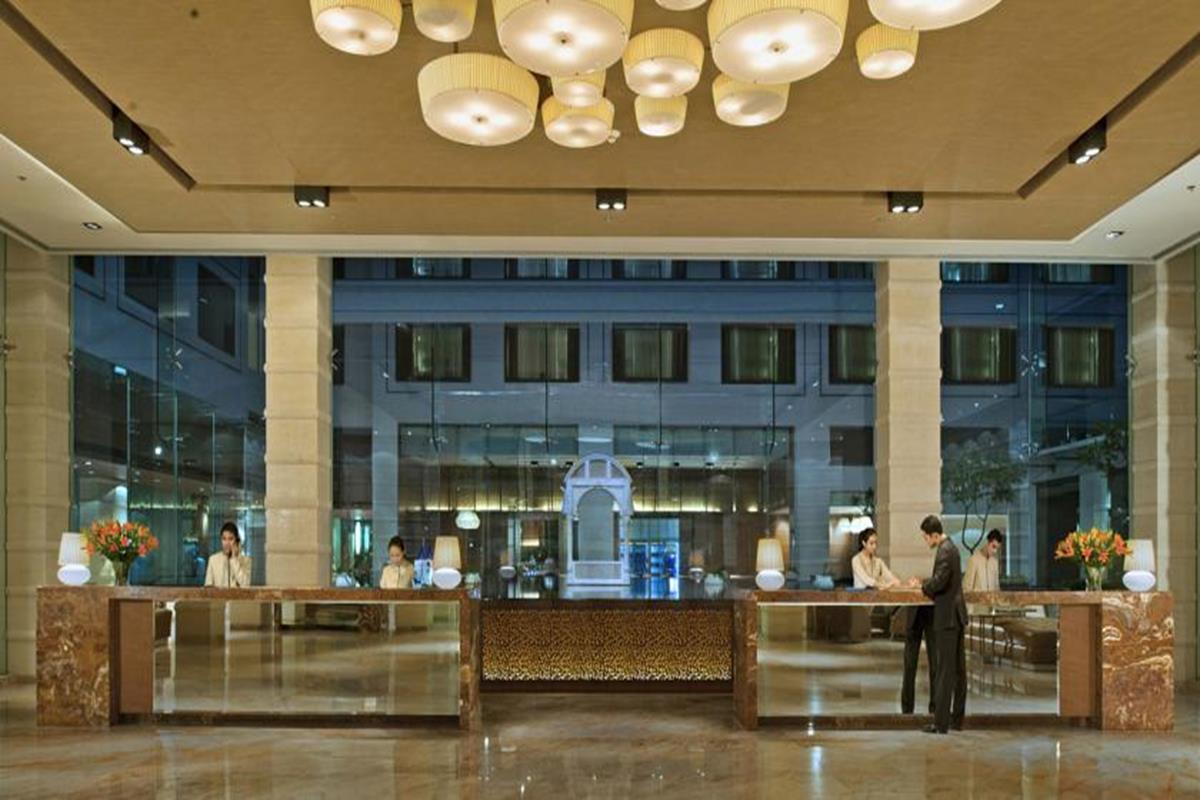 Jaipur Marriott Hotel – Lobby