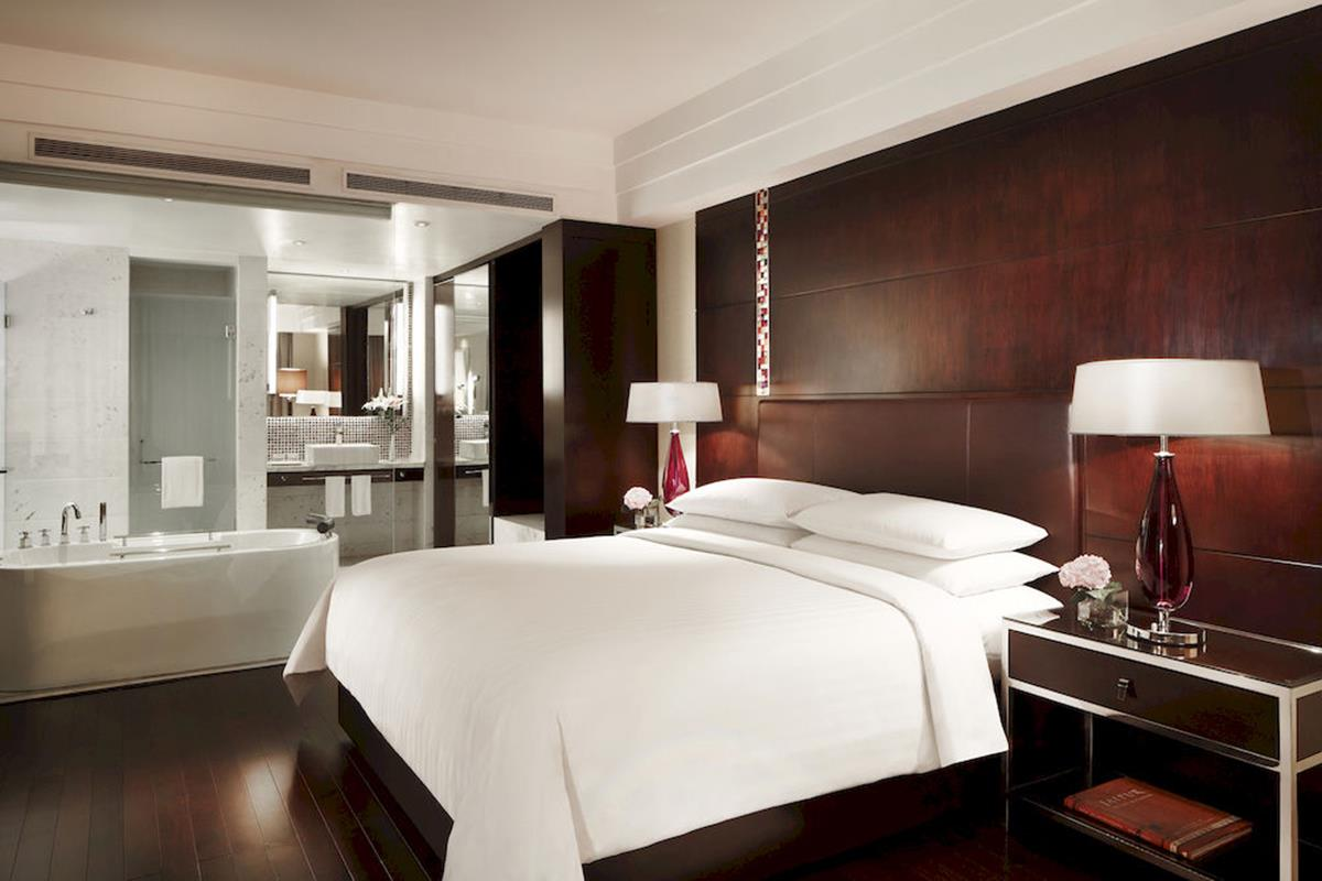 Jaipur Marriott Hotel – Pokój Deluxe