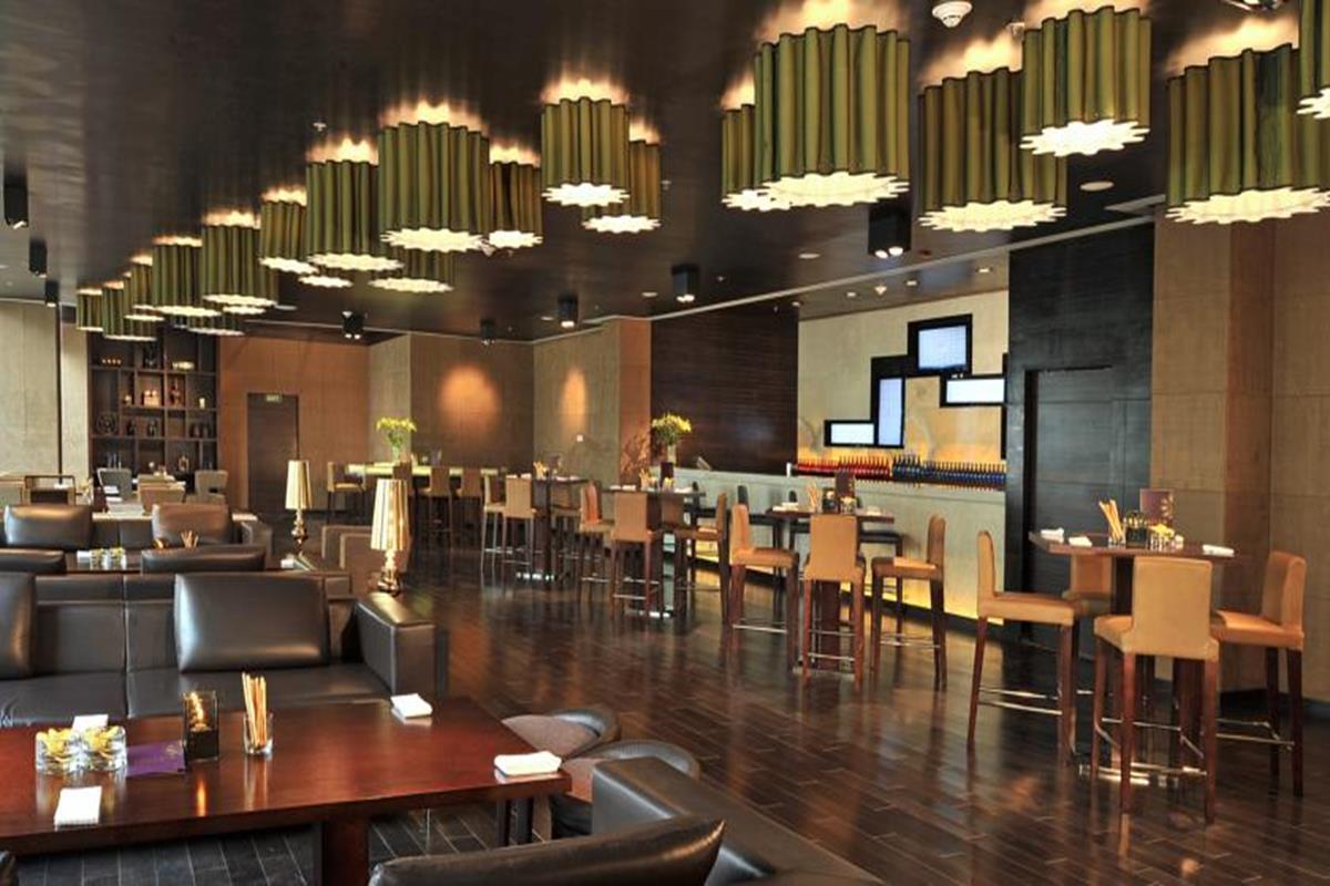Jaipur Marriott Hotel – Restauracja