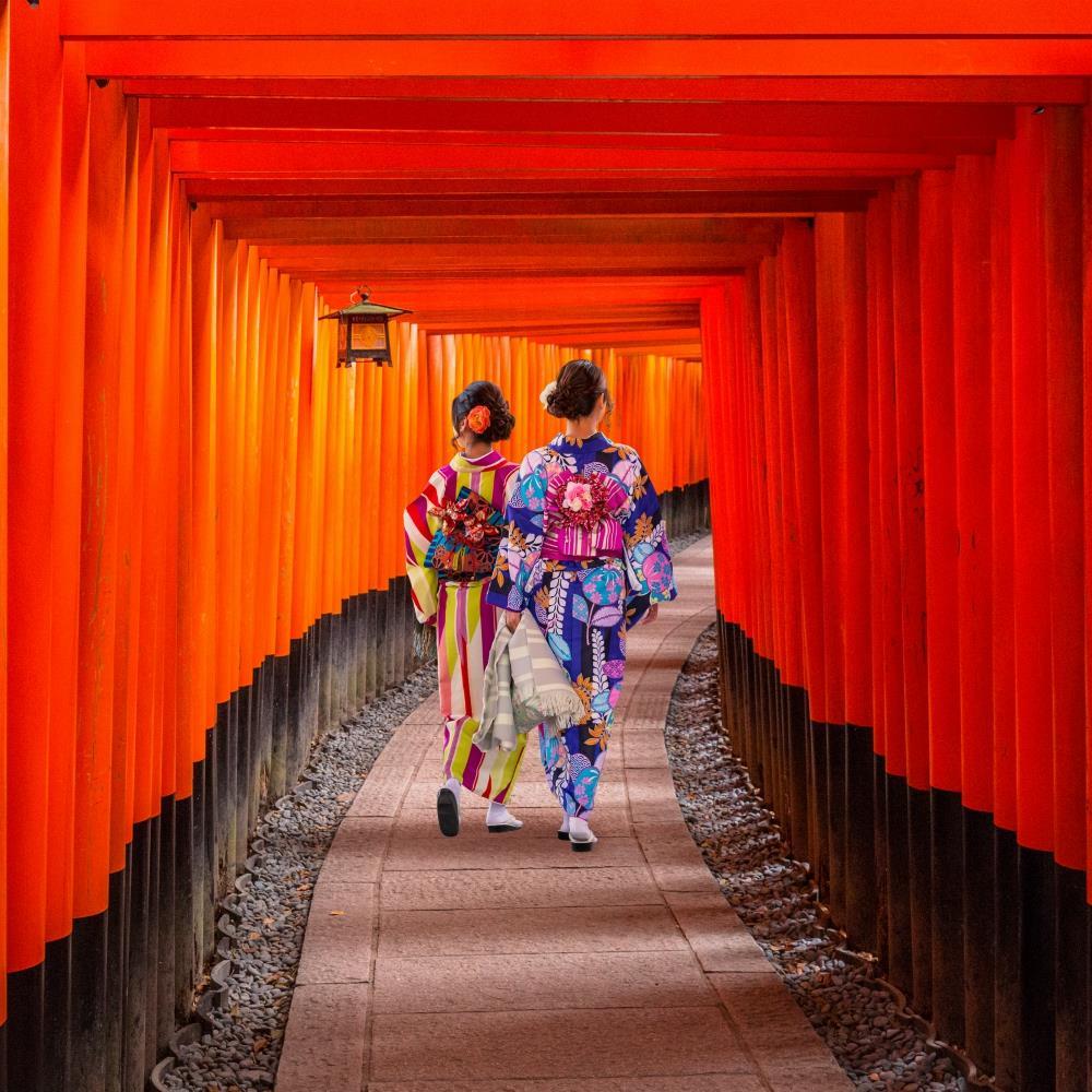 topowe destynacje - Japonia