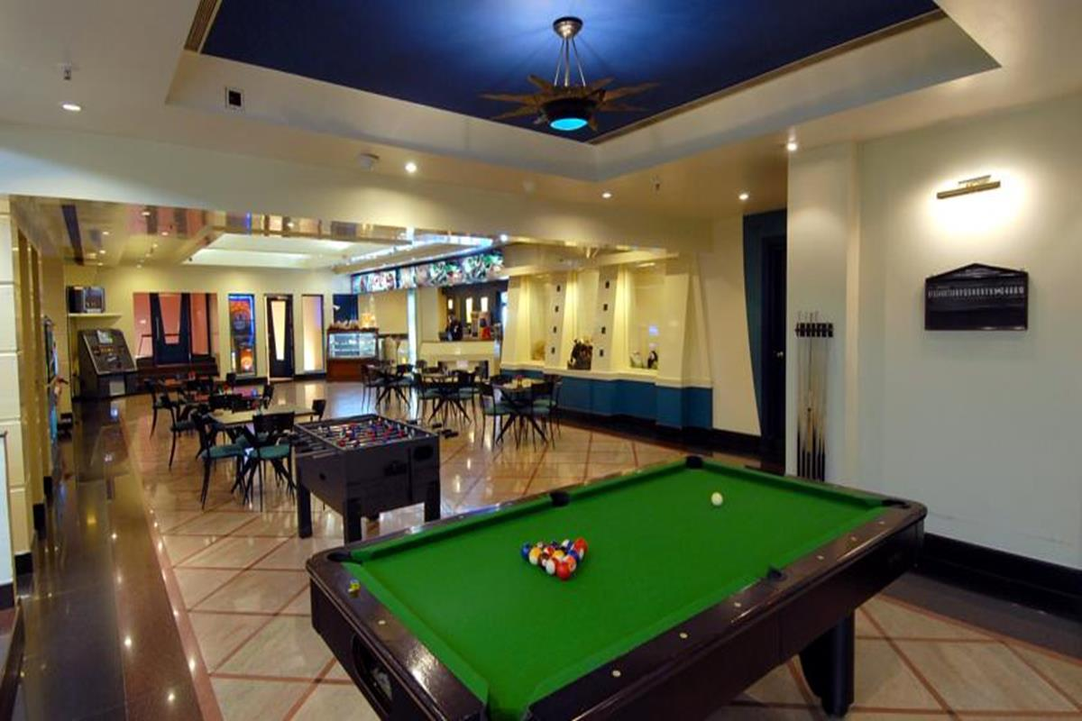 Jaypee Palace Hotel – Bilard