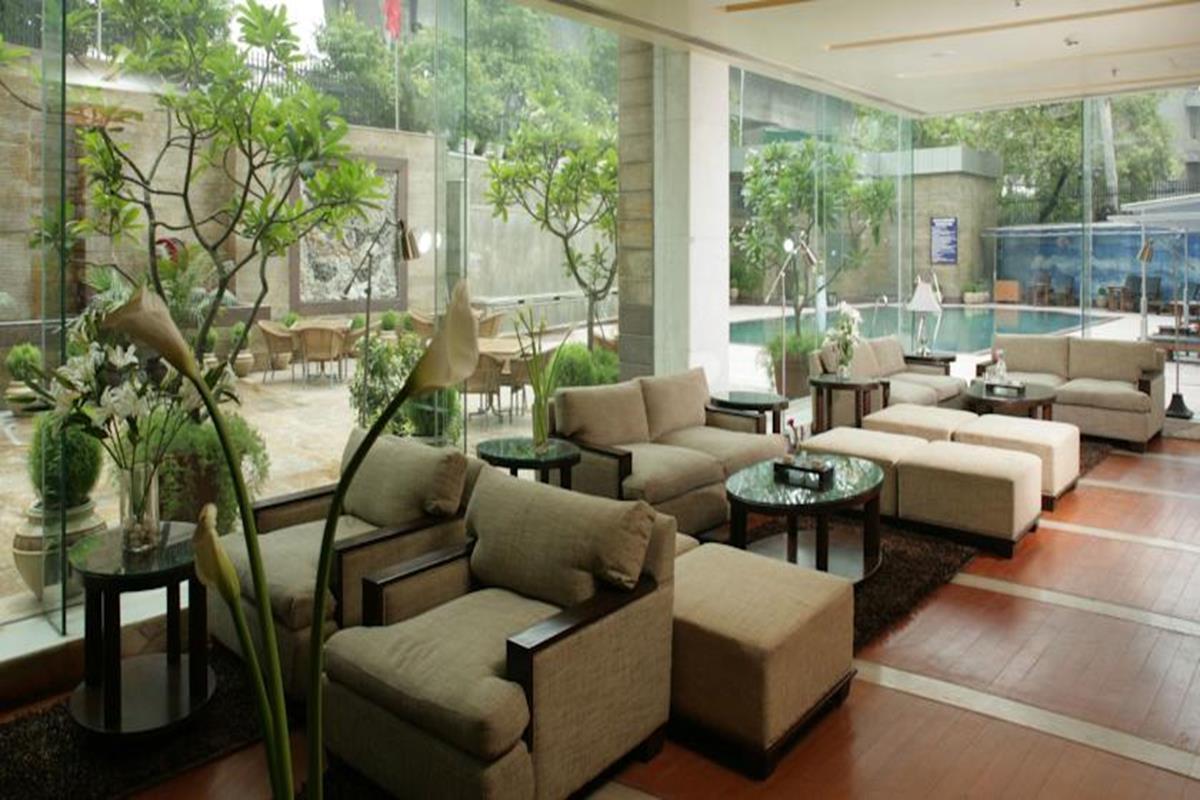 Jaypee Palace Hotel – Kawiarnia