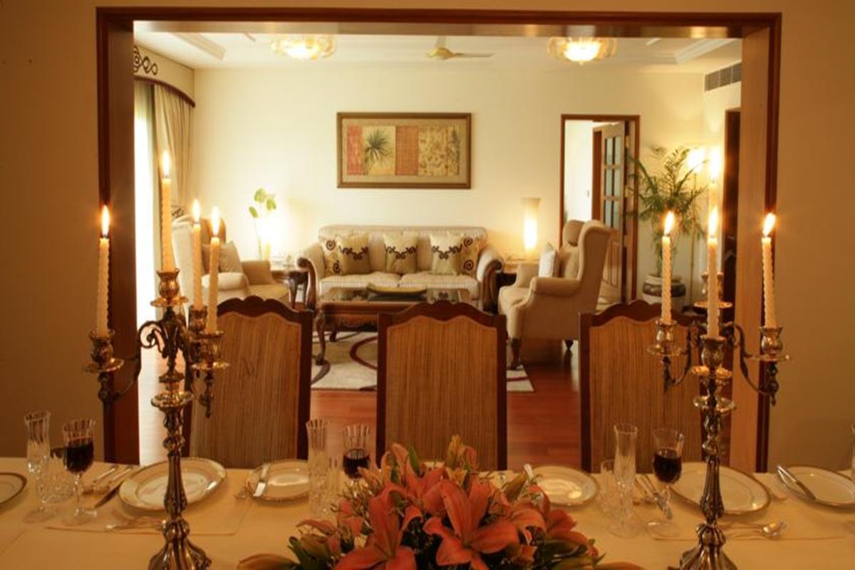 Jaypee Palace Hotel – Pokój