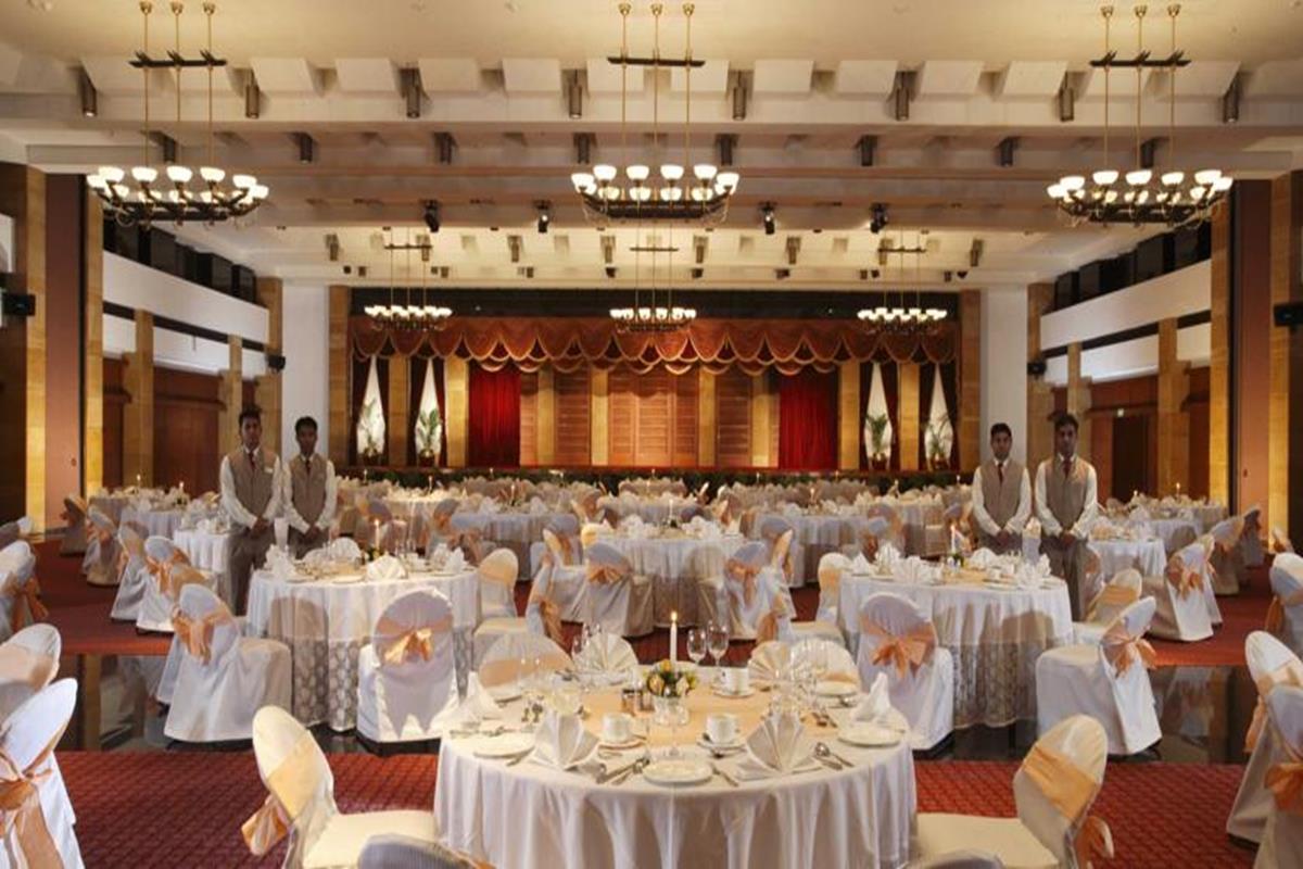 Jaypee Palace Hotel – Restauracja