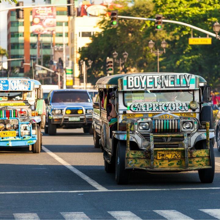 Jepney po Manili