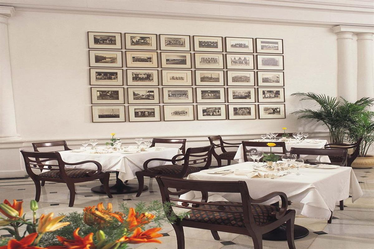 Maidens Hotel – Restauracja