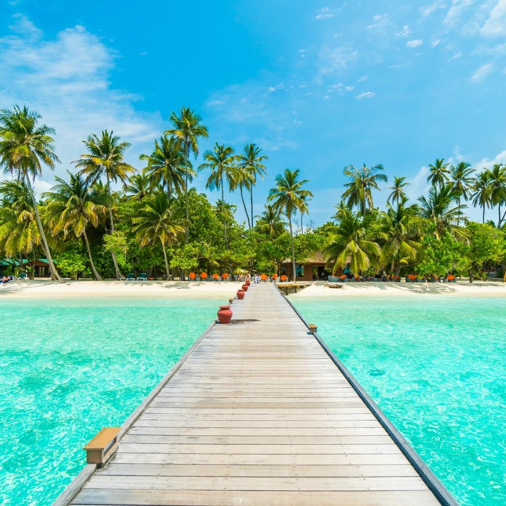 topowe destynacje - Malediwy