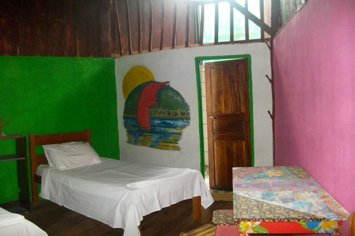 Malocas Jungle Lodge – Zakwaterowanie