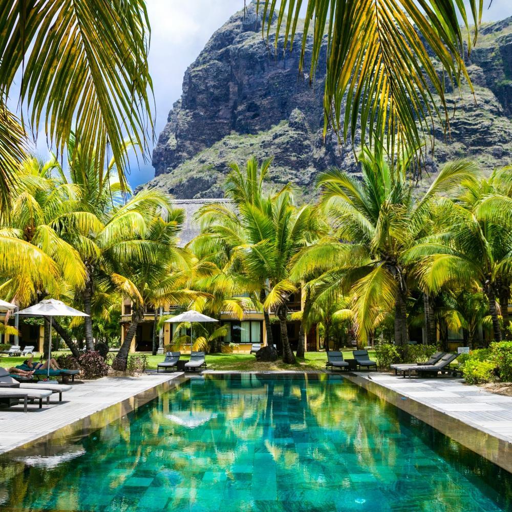 topowe destynacje - Mauritius