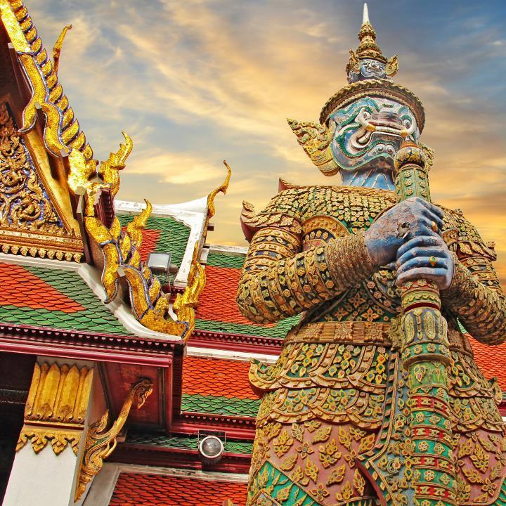 Inspiracje – Mnogość pałaców i świątyń