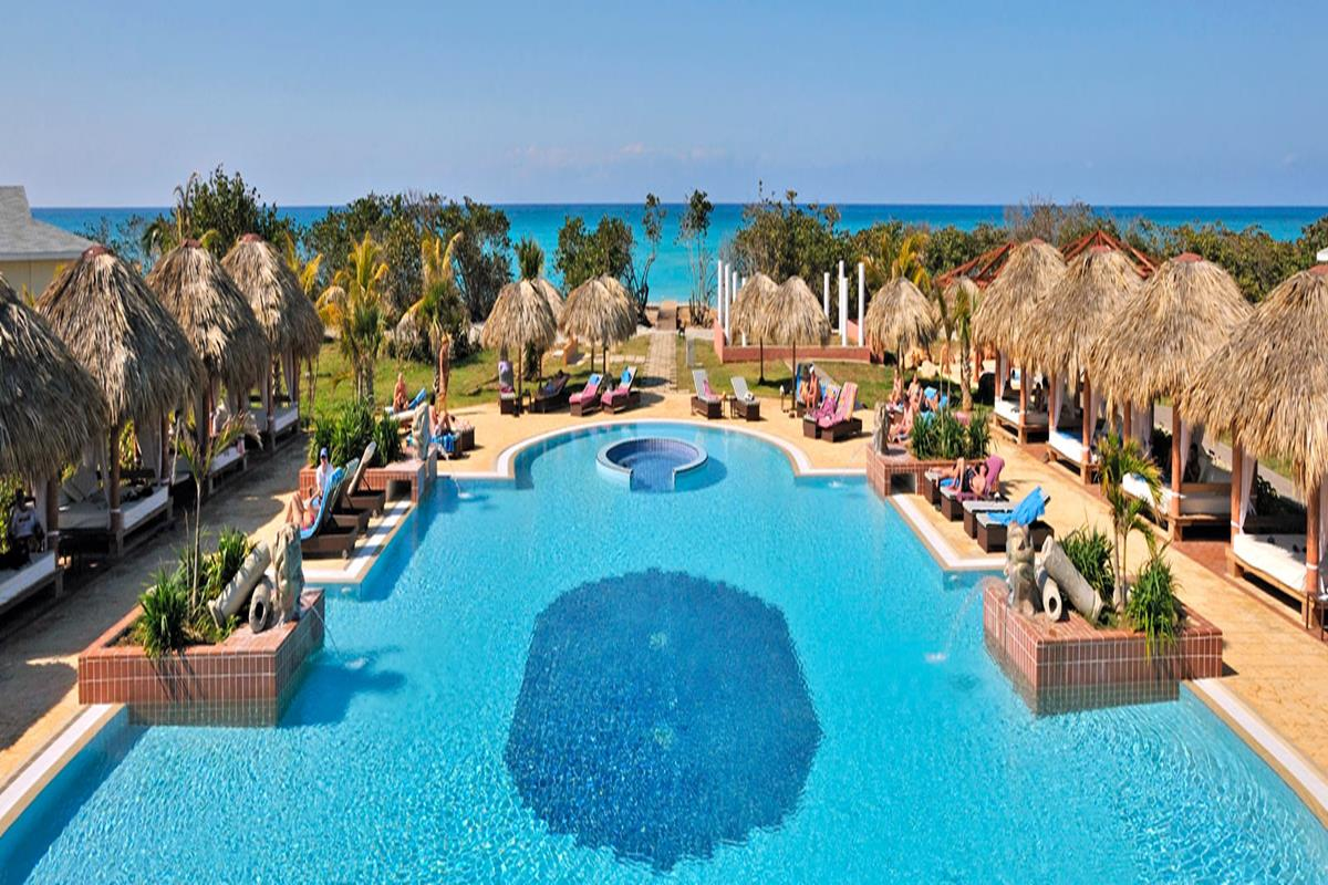 Paradisus Varadero Resort & Spa – Basen