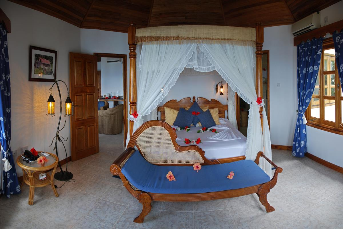 Patatran Hotel – Pokój