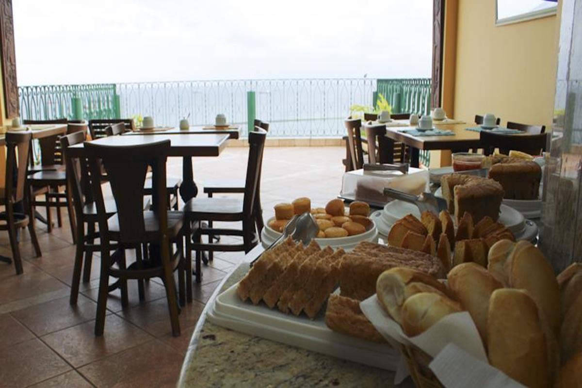 Pousada do Pilar – Restauracja
