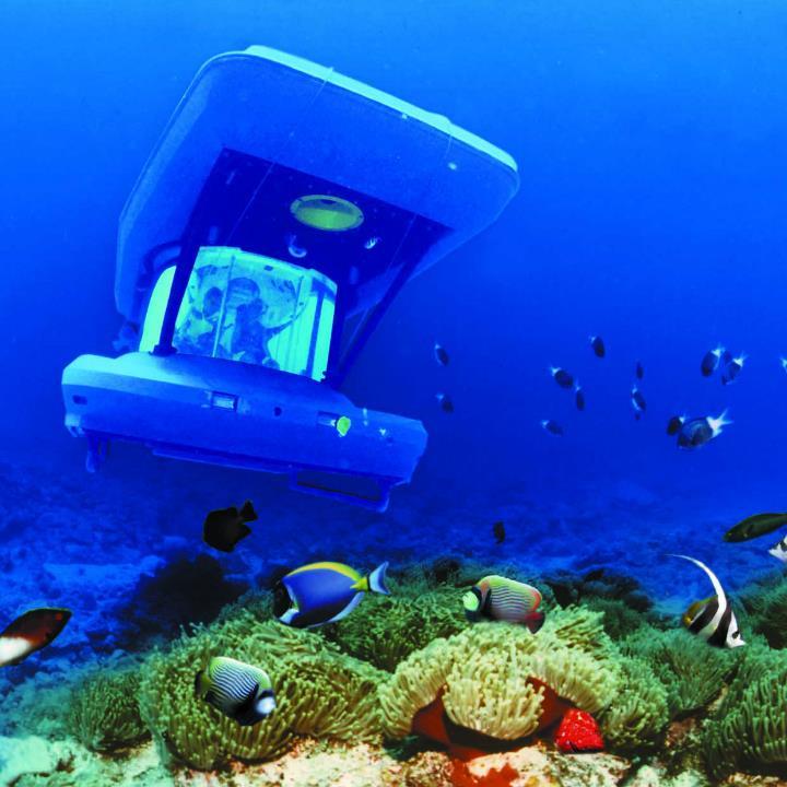 Rejs łodzią podwodną