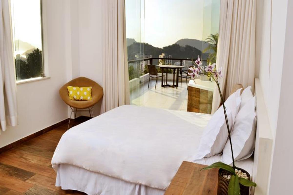 Rio 180° Boutique Hotel – Master Suite