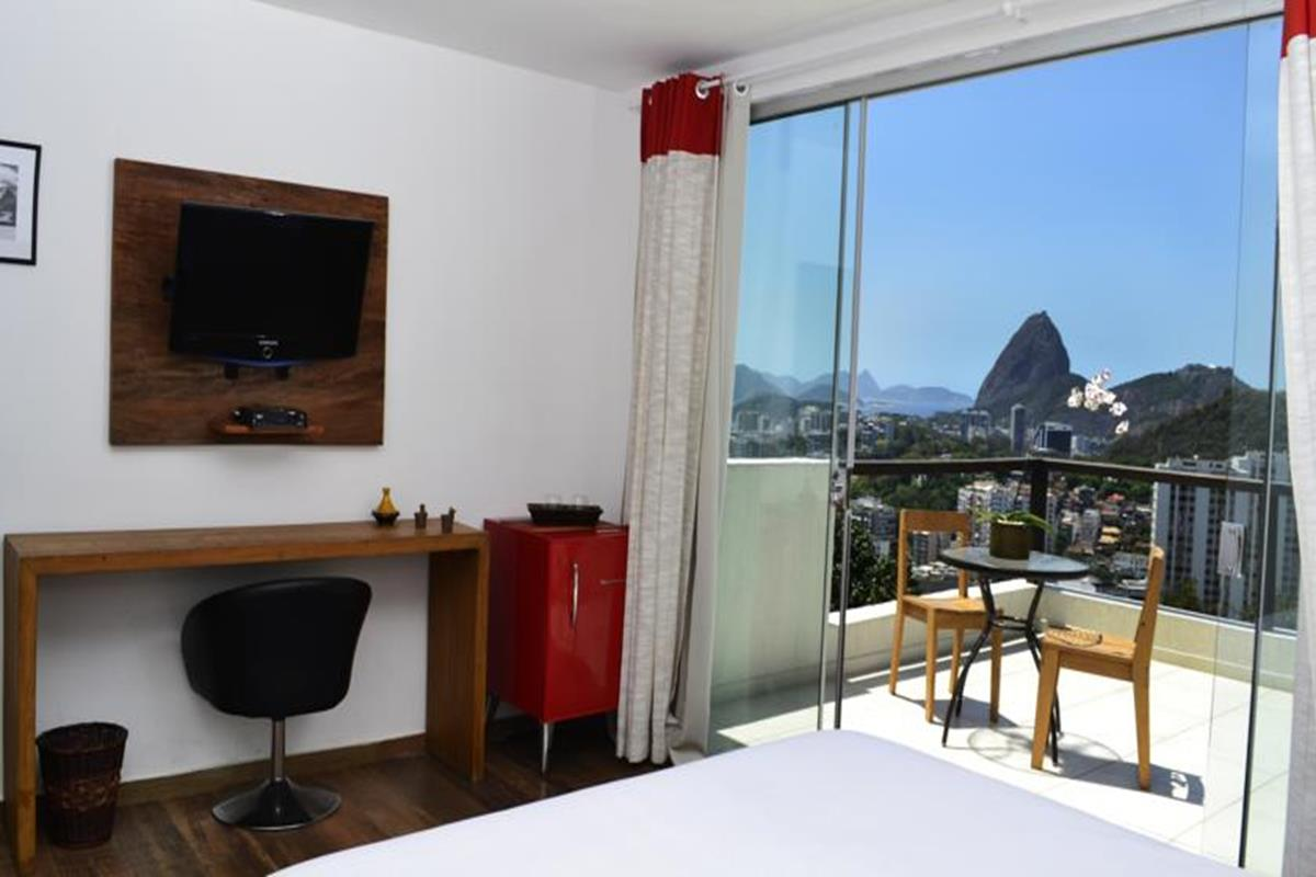 Rio 180° Boutique Hotel – Pokój Superior