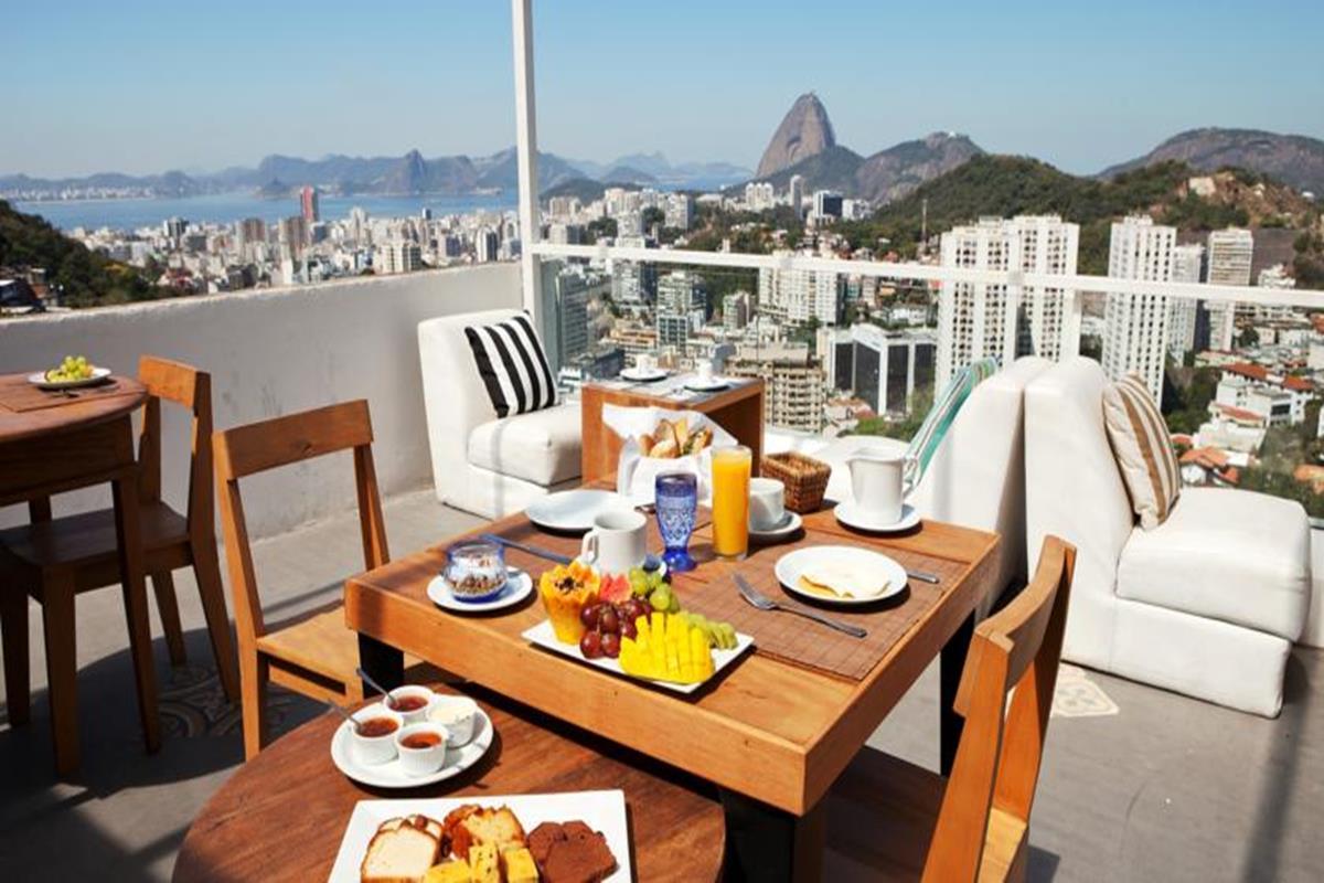 Rio 180° Boutique Hotel – Restauracja