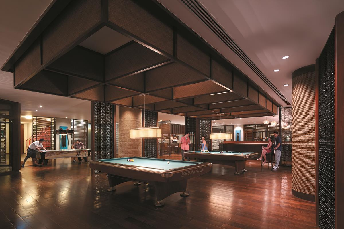 Shangri La Boracay Resort & Spa – Entertaiment