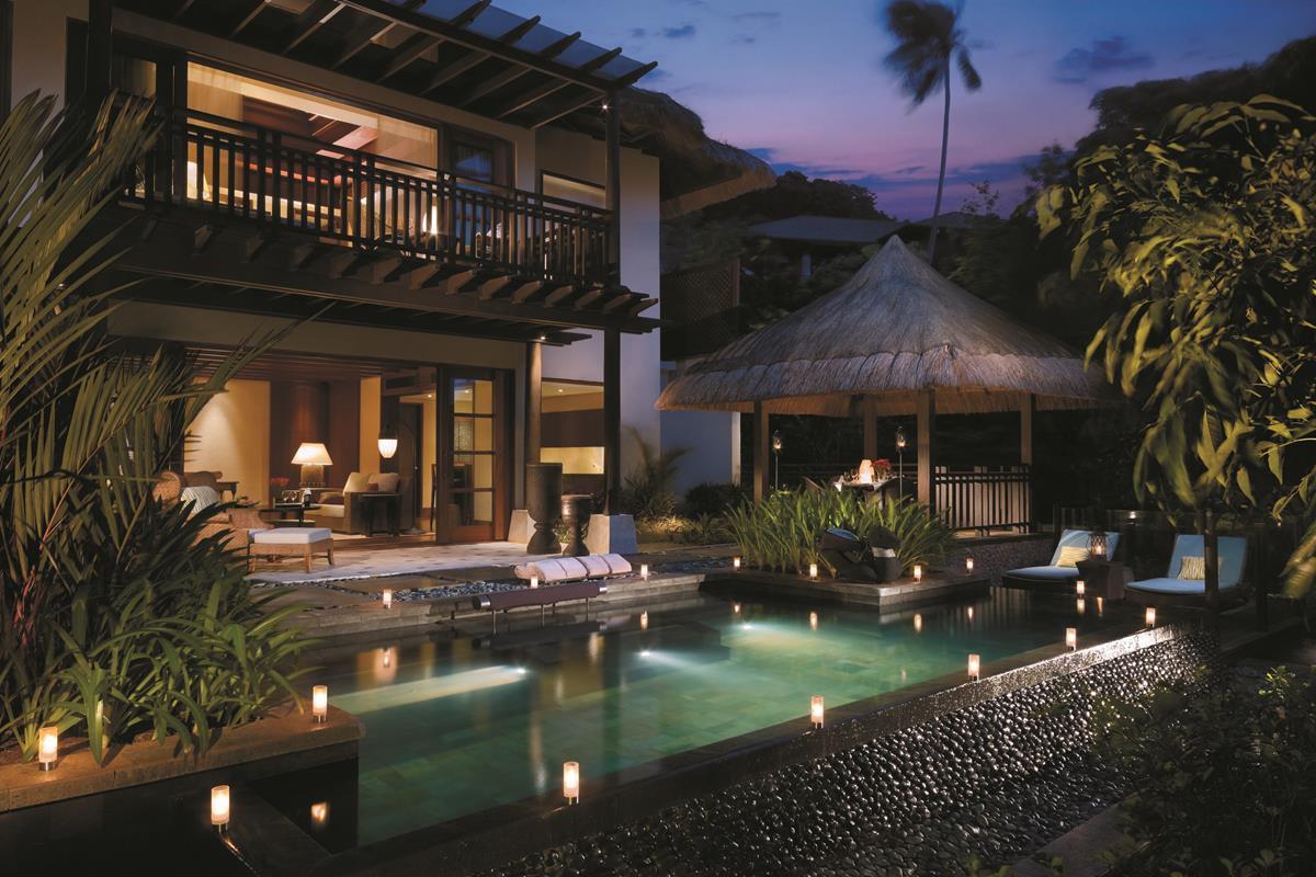 Shangri La Boracay Resort & Spa – Loft Garden Villa