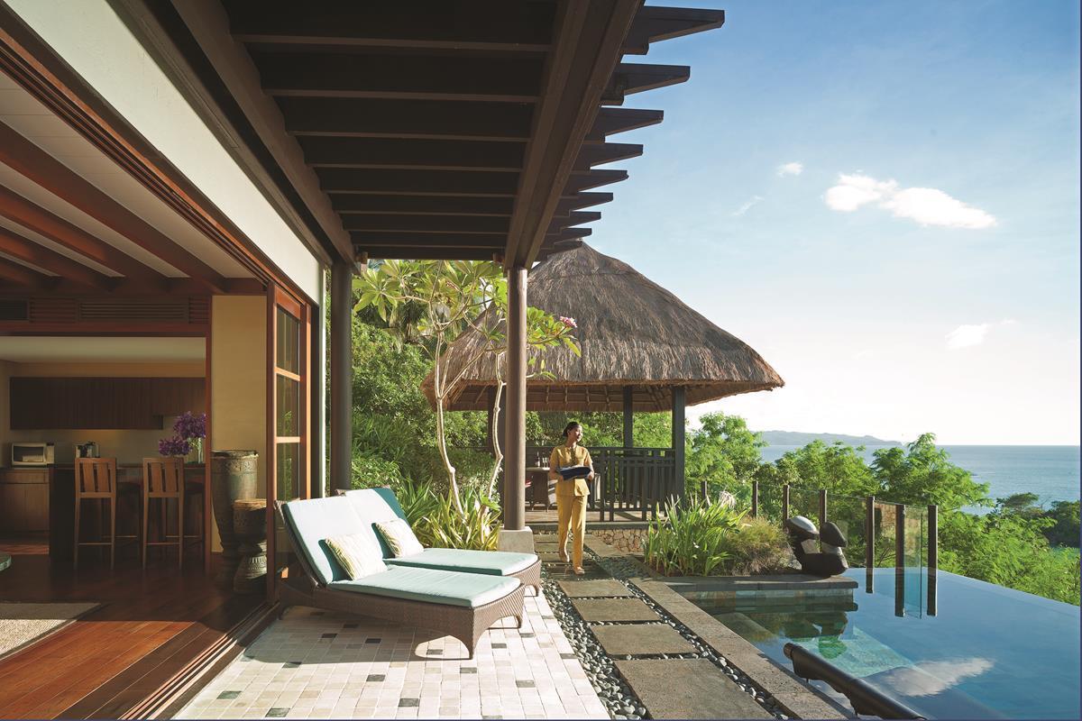 Shangri La Boracay Resort & Spa – Loft Villa