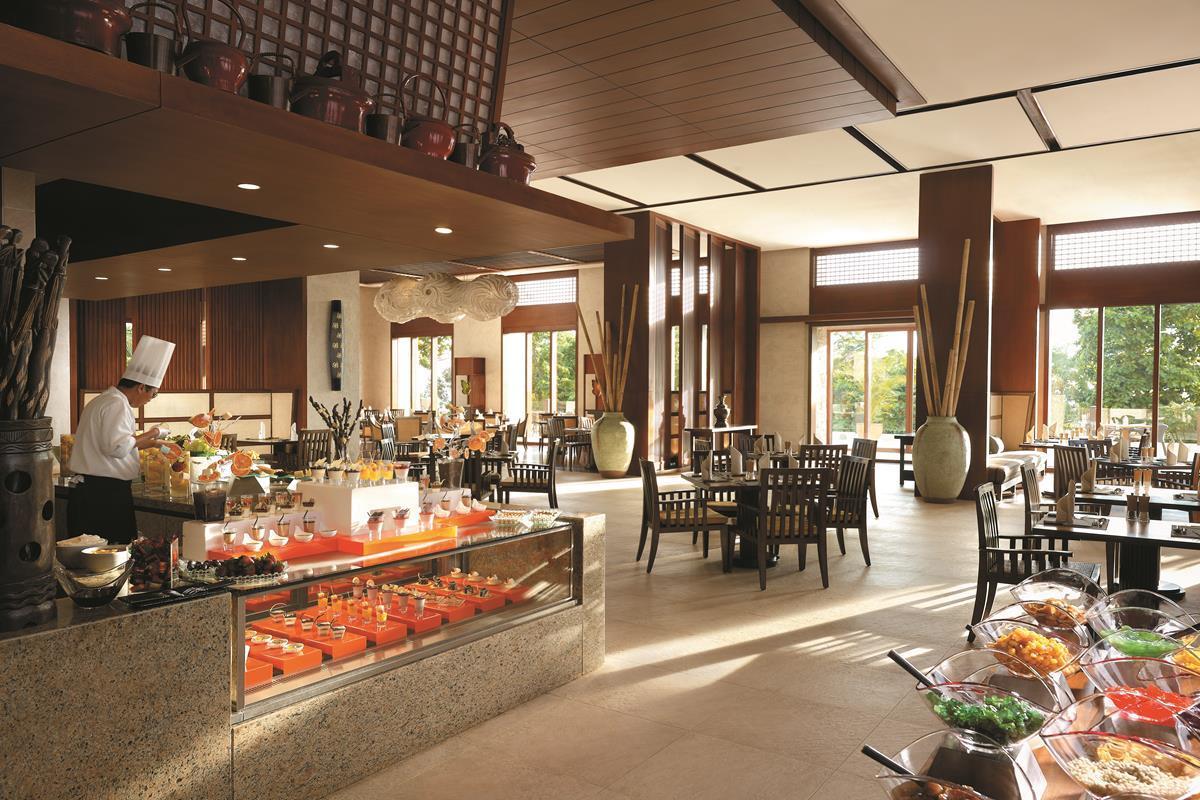 Shangri La Boracay Resort & Spa – Restauracja