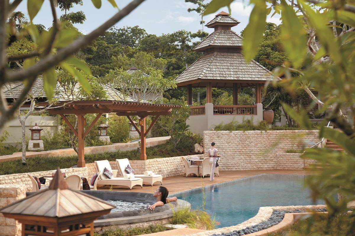 Shangri La Boracay Resort & Spa – Spa