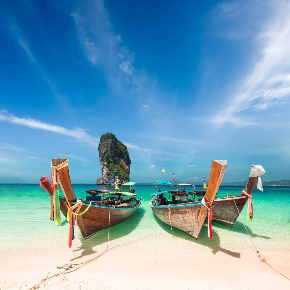 topowe destynacje - Tajlandia