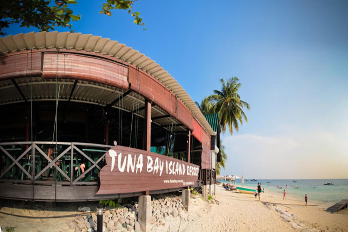 Tuna Bay – Restauracja