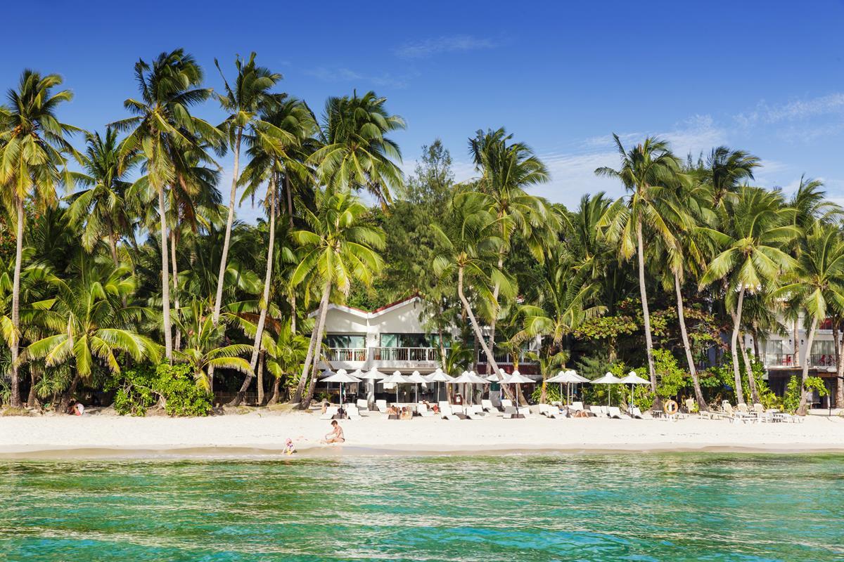 Villa Caemilla Beach Boutique Hotel – Plaża