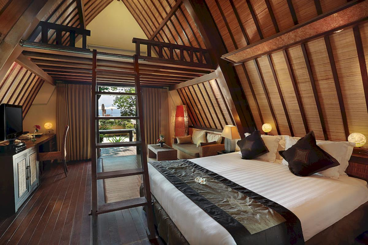 Villa Ombak – Lumbung Beach Cottage