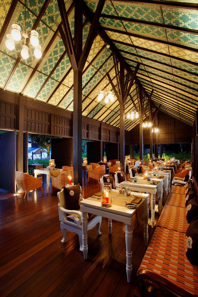 Zeavola Phi Phi – Restauracja