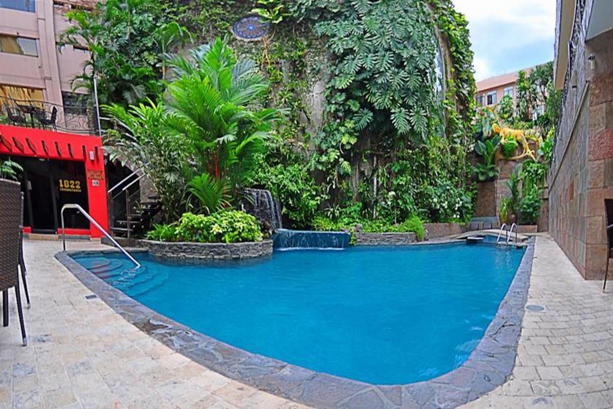 Grand Hotel Guayaquil – Basen