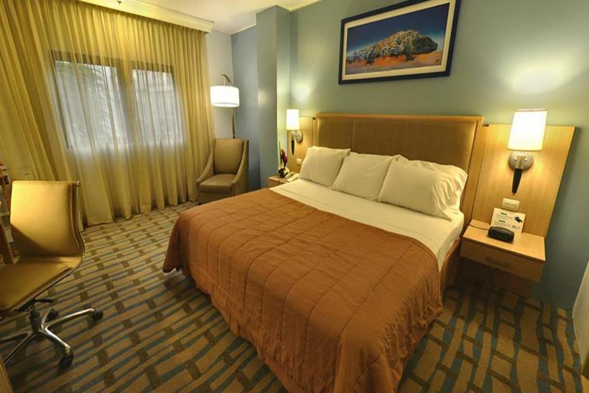 Grand Hotel Guayaquil – Pokój typu Executive