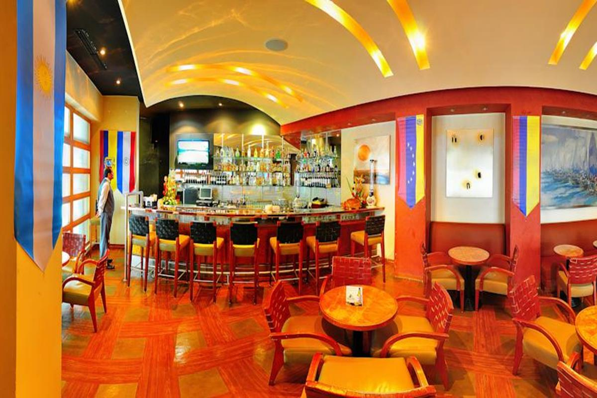 Grand Hotel Guayaquil – Bar