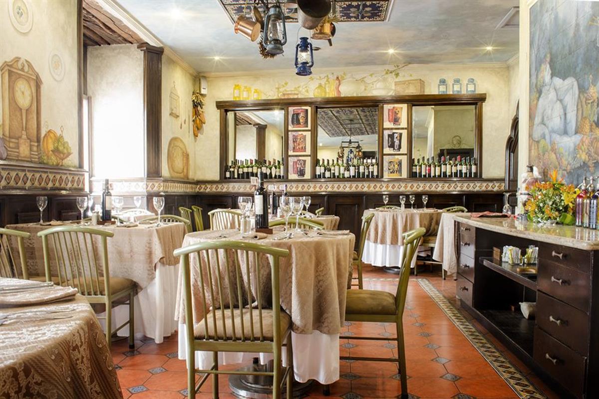 Hotel Boutique Santa Lucia – Kawiarnia