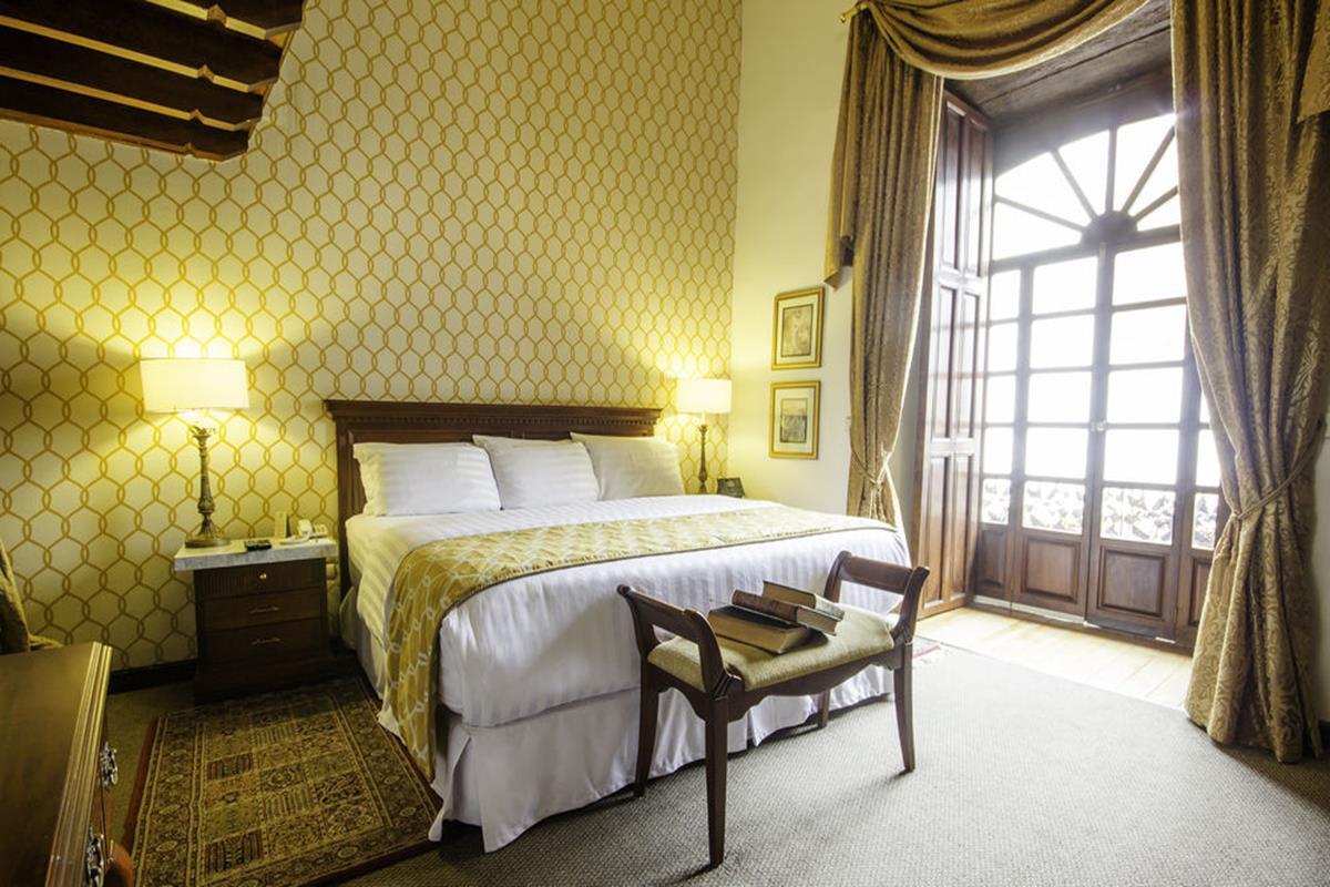Hotel Boutique Santa Lucia – Pokój typu Superior