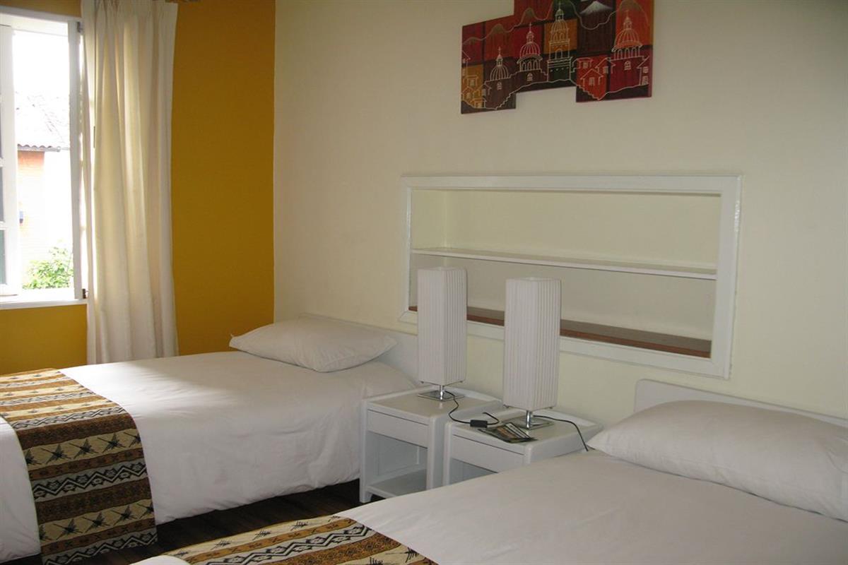 Hotel Cayman – Pokój dwuosobowy