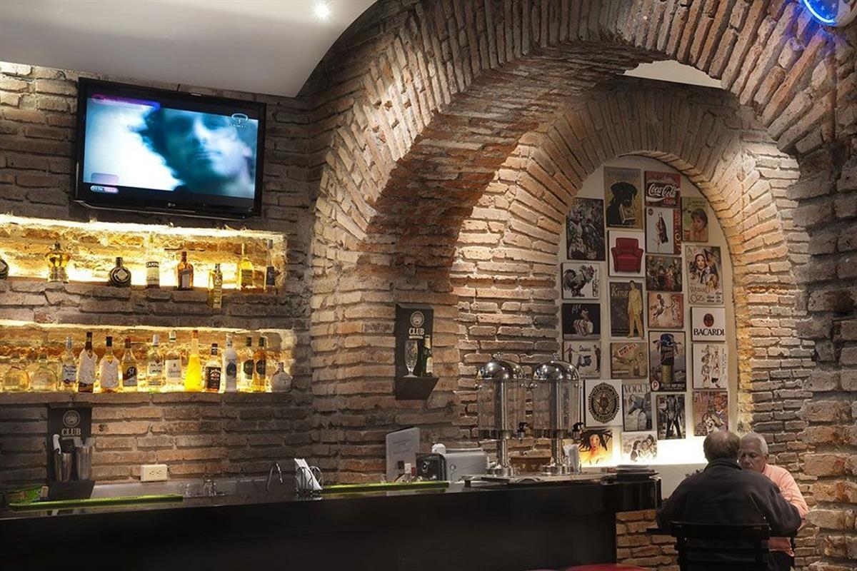 Hotel Cuenca – Bar