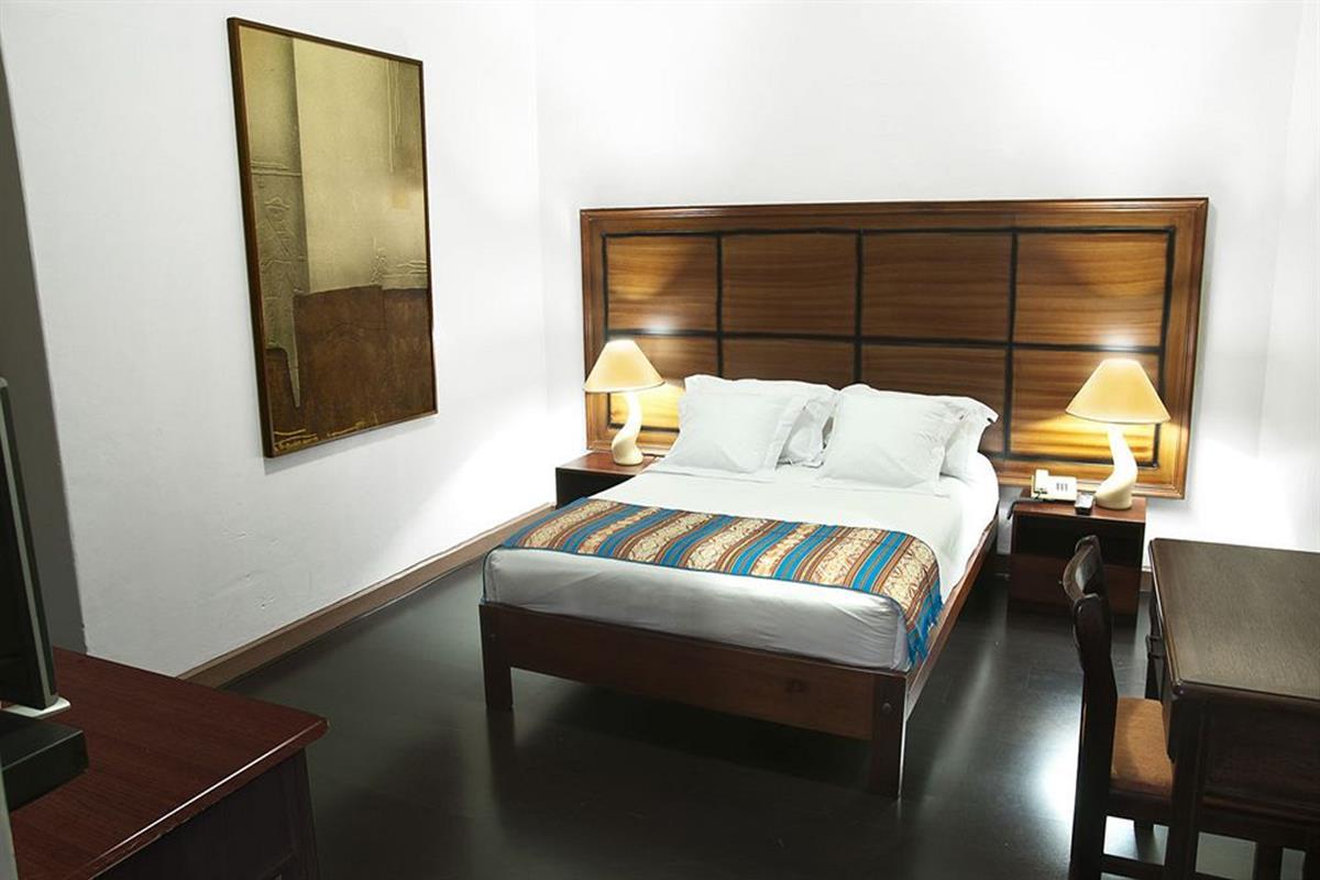 Hotel Cuenca – Pokój typu Budget