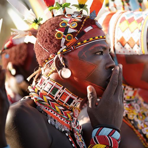 Kenia Kafelek